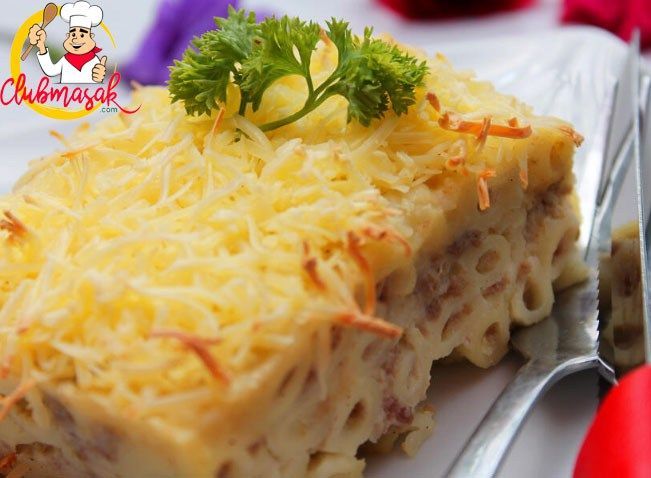 Macaroni Schotel Kukus Macaroni Chesse Ncc Club Masak Resep Makaroni Masakan Indonesia