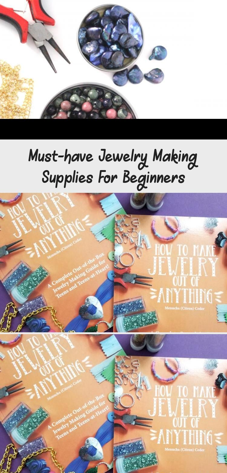 Photo of Must-have Jewelry Making Supplies For Beginners, #beginners #jewelry #making #Musthave #suppl…