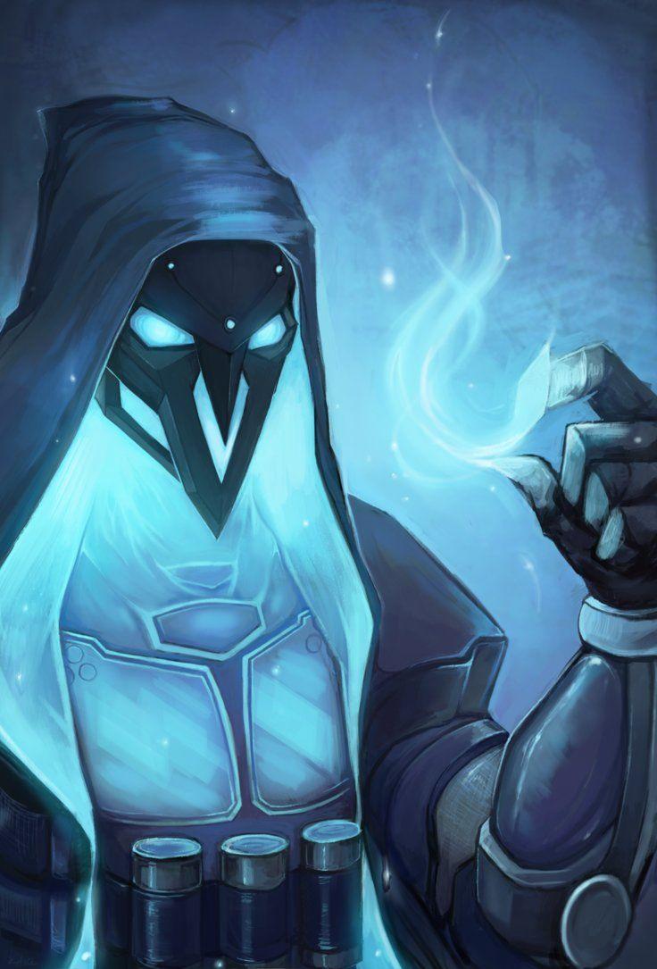 Shiver Reaper By Kytrudeviantartcom On DeviantArt