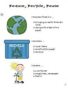recycling essay for kids Here are recycle facts for kids that will help them understand the reasons why it's  important, the positive impact it can have to our environment.