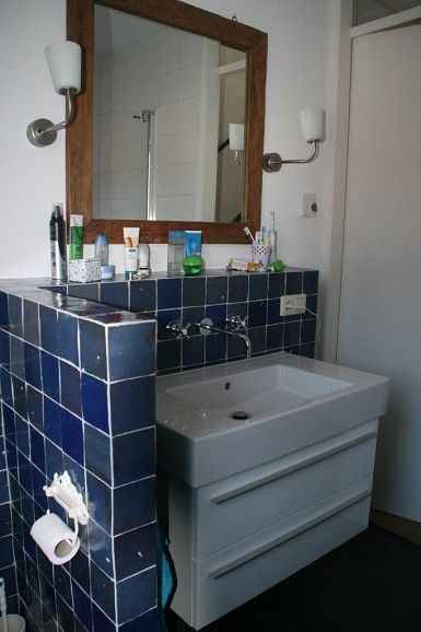 Marokkanische zellige fliesen bad - Badezimmer marokkanisch ...