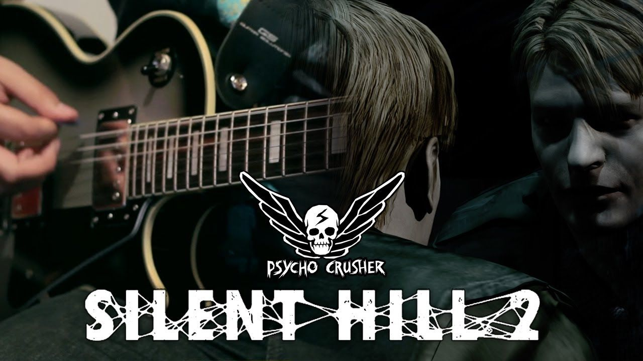 Theme Of Laura Silent Hill 2 Guitar Rock Cover Psycho