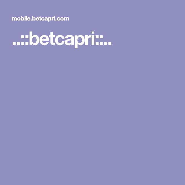 Betcapri