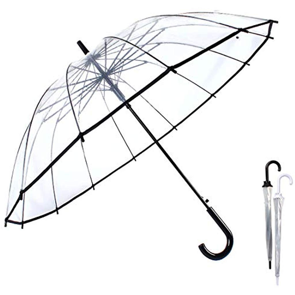Clear umbrellas= for= women= 14= ribs= long= handle= auto= open= transparent= umbrella= outdoor= weddings= #Beauty-Personal Care #Tools-Accessories #Bags-Cases #Refillable Containers #Electronics #Computers-Accessories #Laptop Accessories #Bags Cases-Sleeves #Backpacks #Beauty-Personal Care #Tools-Accessories #Bags-Cases #Cosmetic Bags #Clothing Shoes-Jewelry #Luggage-Travel Gear #Travel Accessories #Packing Organizers #Clothing Shoes-Jewelry #Luggage-Travel Gear #Umbrellas #Stick Umbrellas #Bea #clearumbrella