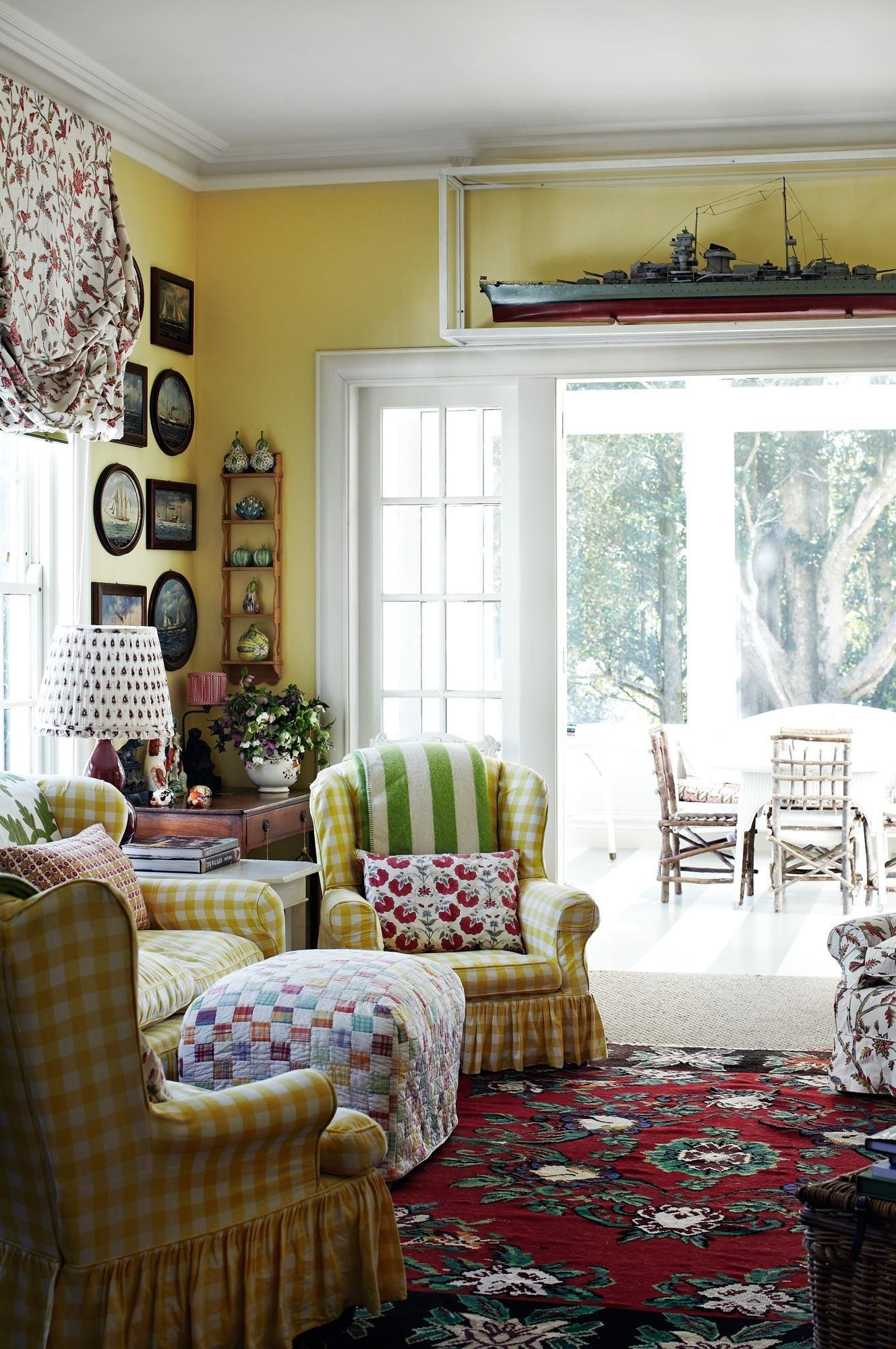 A Charming Countryside Cottage The Glam Pad Country House Decor English