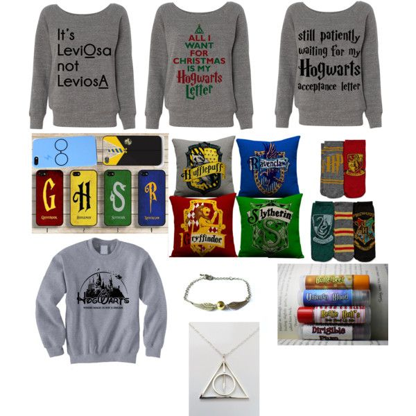 Harry potter merchandise by maryluwenzwerth on Polyvore featuring Samsung