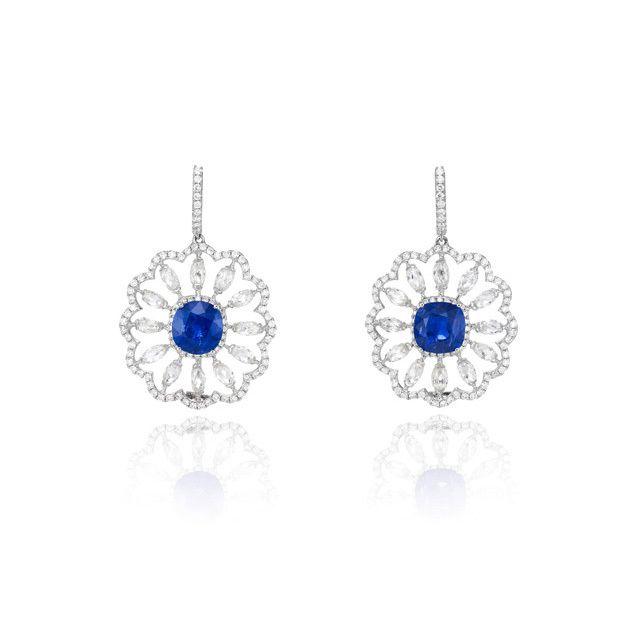 "Chopard jewelry for ""Diana"" the movie"