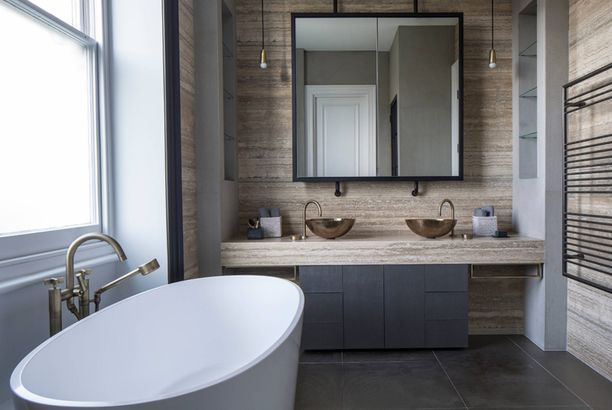 Bathrooms by Roselind Wilson Design