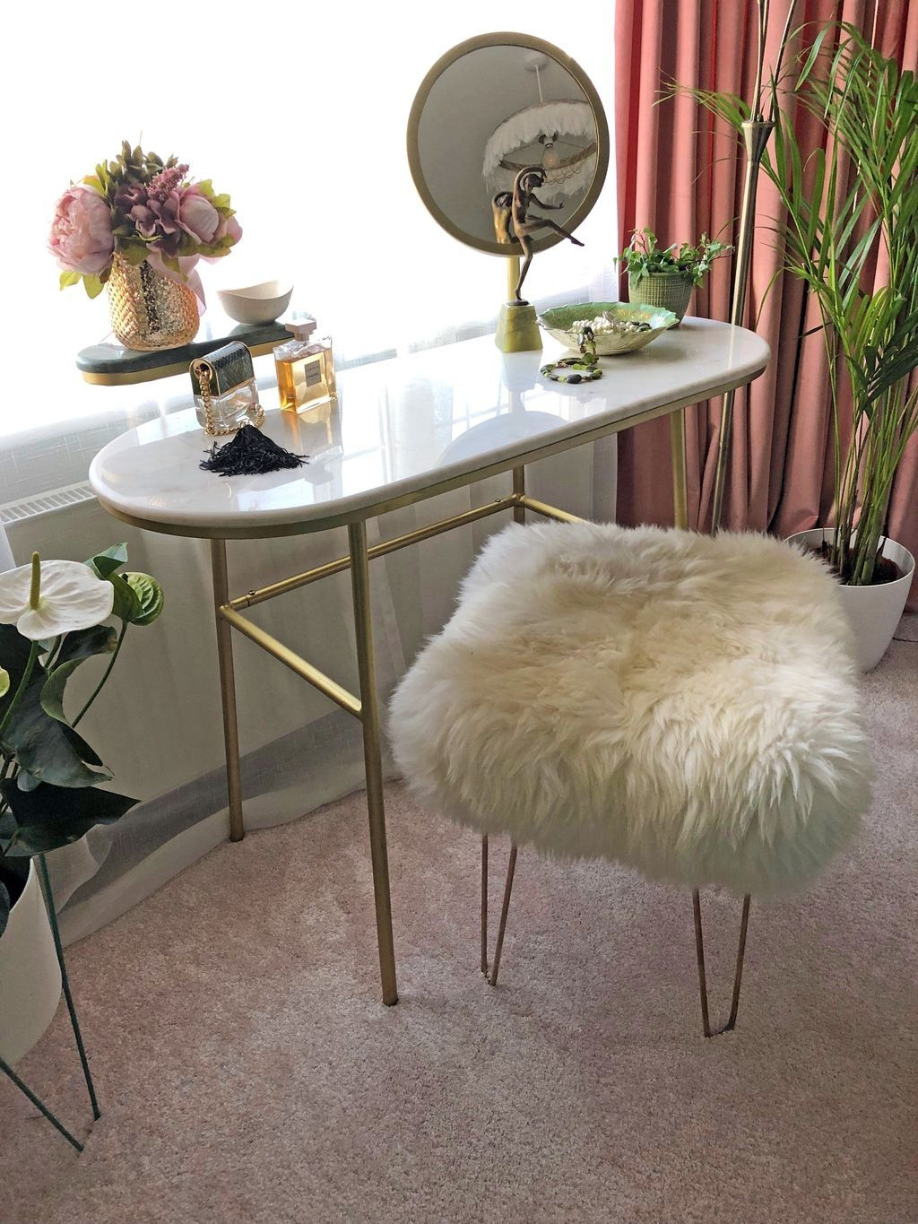 20 classy dressing table design ideas for your room