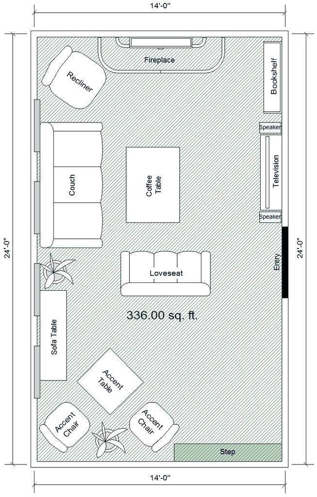 Living Room Furniture Layouts Rectangular Living Room Long