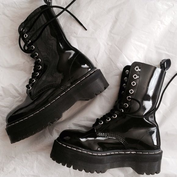DrMartens $200 shoes available on poshmark.com
