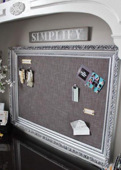 Office Redo Pin Board Of Dreams Pinnwand Basteln Diy Pinnwand