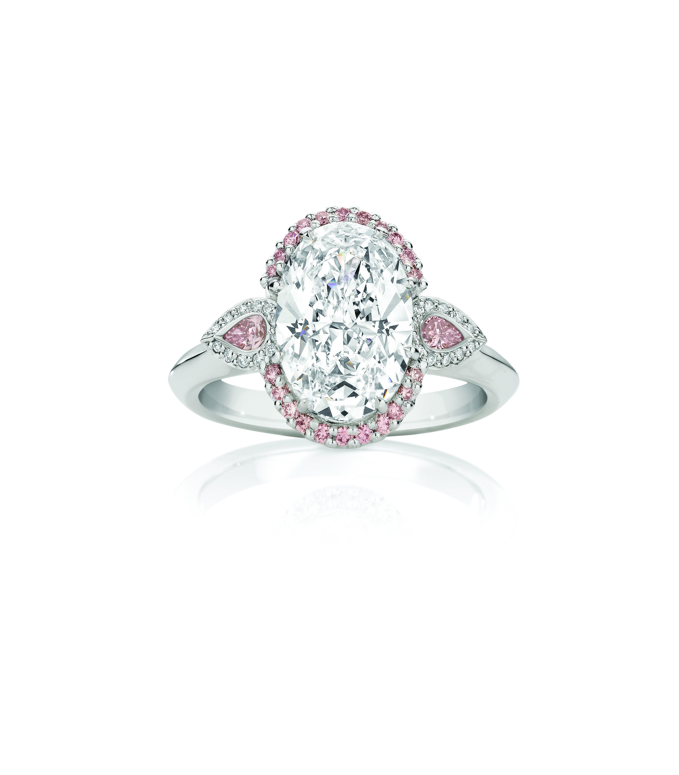Doesn T Every Girl Dream About A Beautiful Oval Calleija Diamond