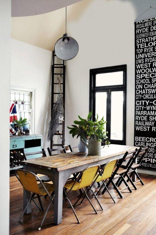 pour l 39 amour des meubles industriels id es pour la