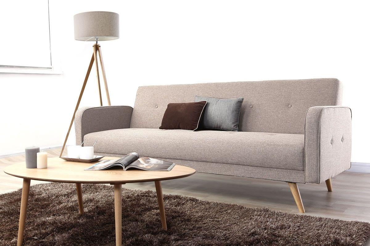 Pour Une Déco Scandinave Adopté Notre Canapé Design Convertible - Canapé 3 places pour deco salon design