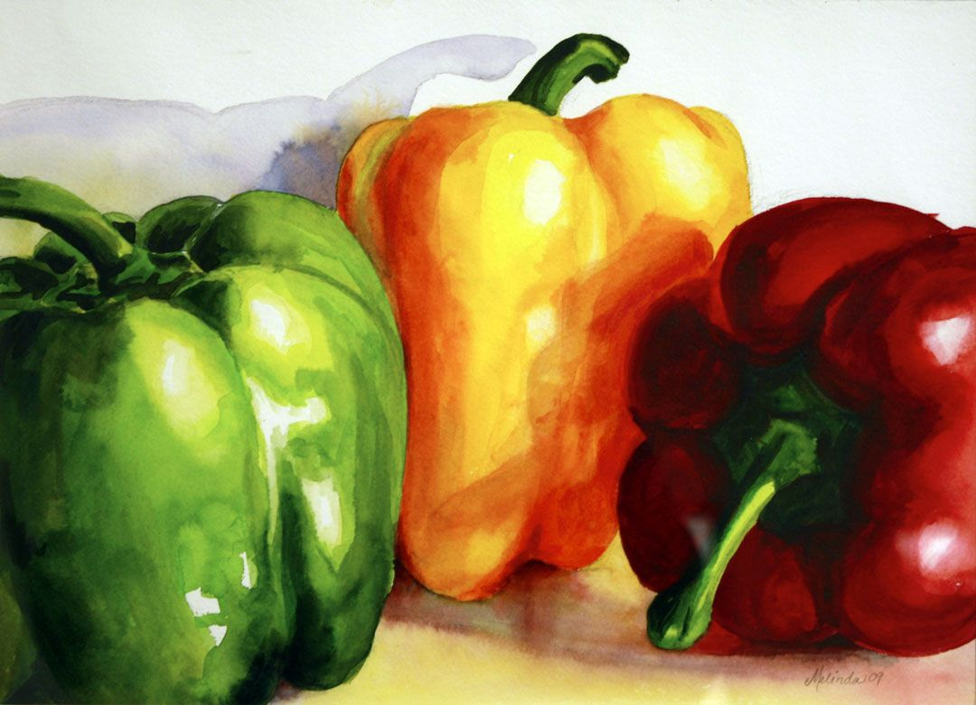 Art Seen: Brush with success — Watercolors paint big impression ...