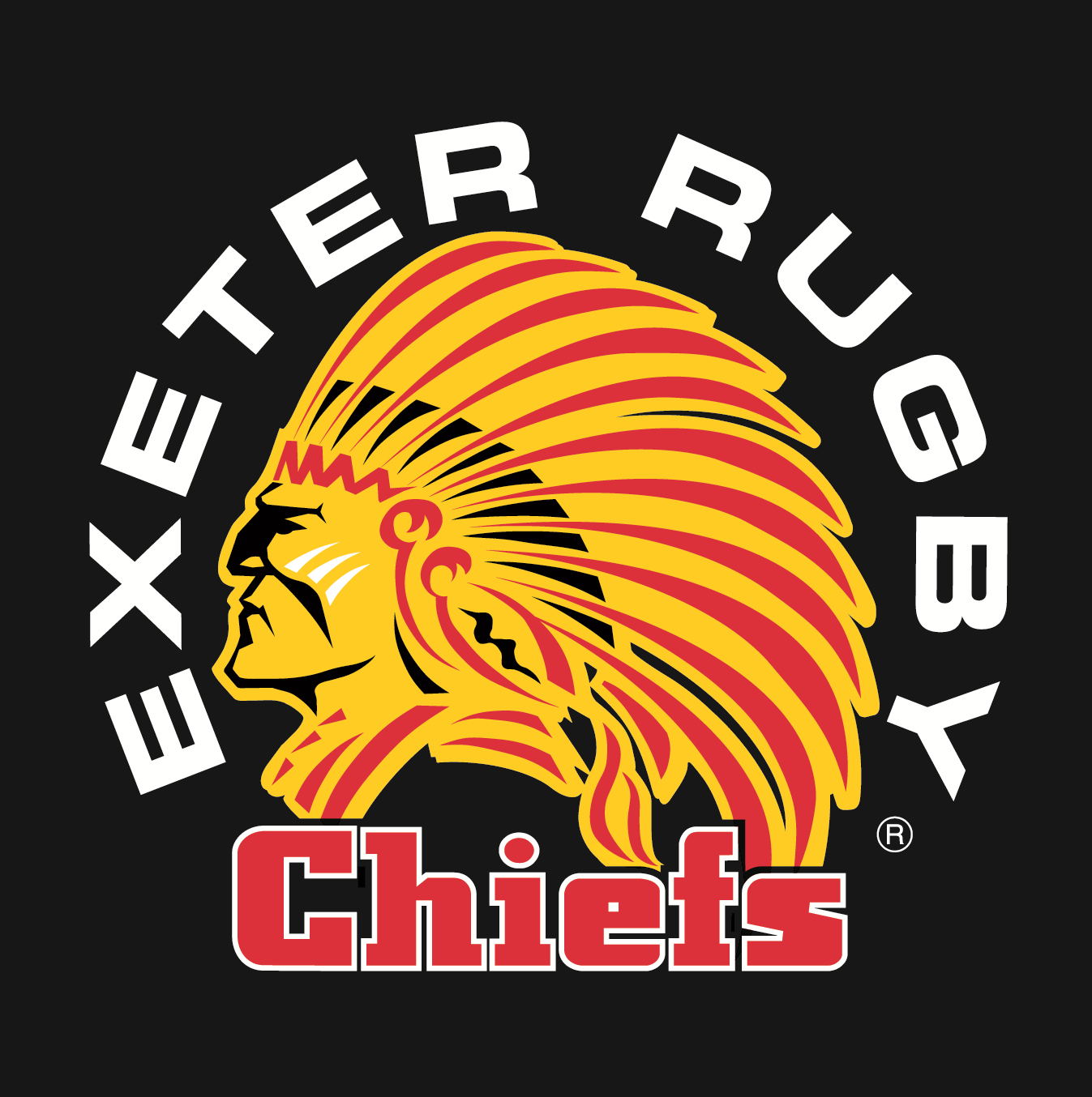 Exeter Chiefs Exeter Chiefs Rugby Logo Chiefs Logo