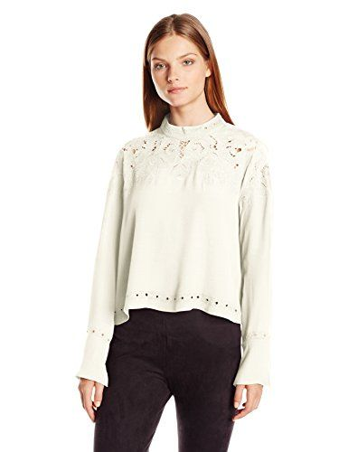 ASTR the label Womens Winifred Blouse