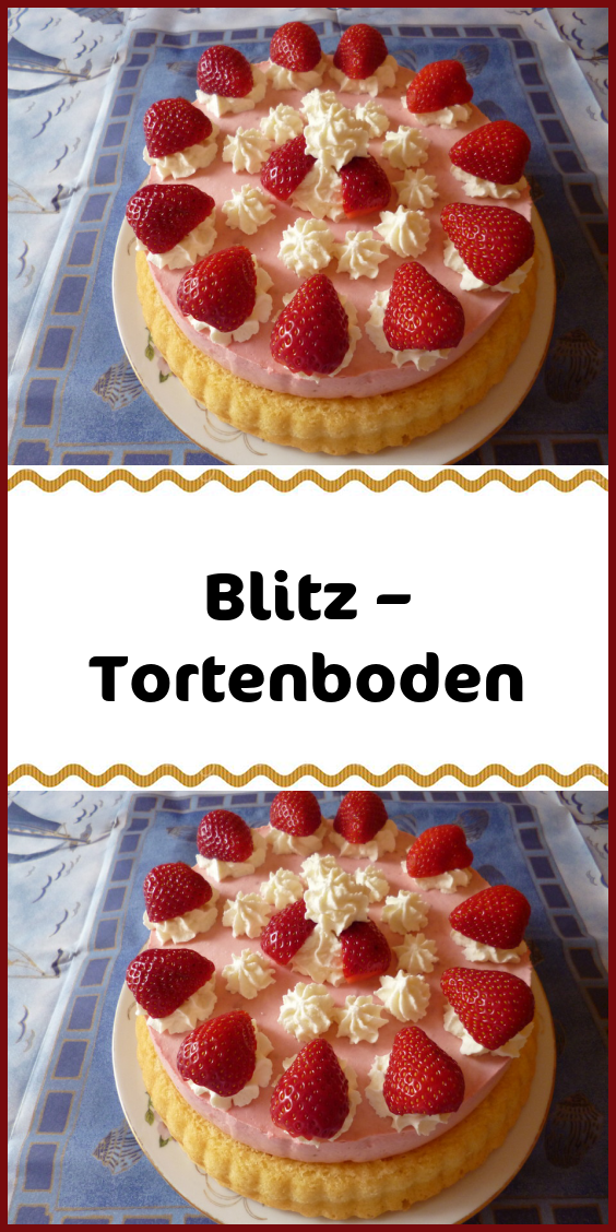 Photo of Blitz – Kuchenboden