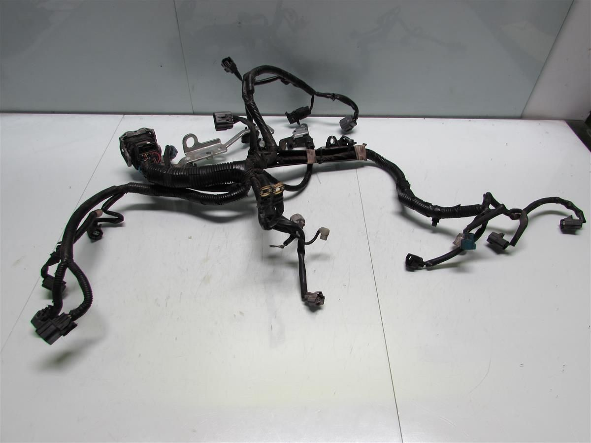 08 2008 Subaru Forester Engine Motor Wire Harness Wiring Oem
