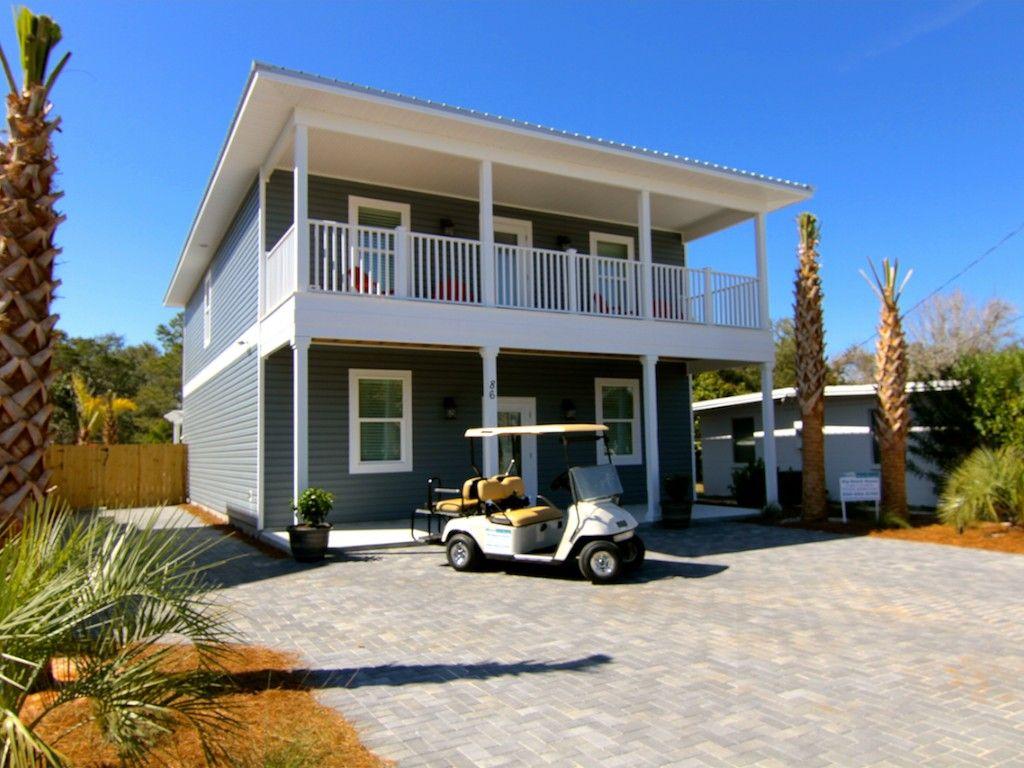 Destin house rental big beach housenew3 minwalk to