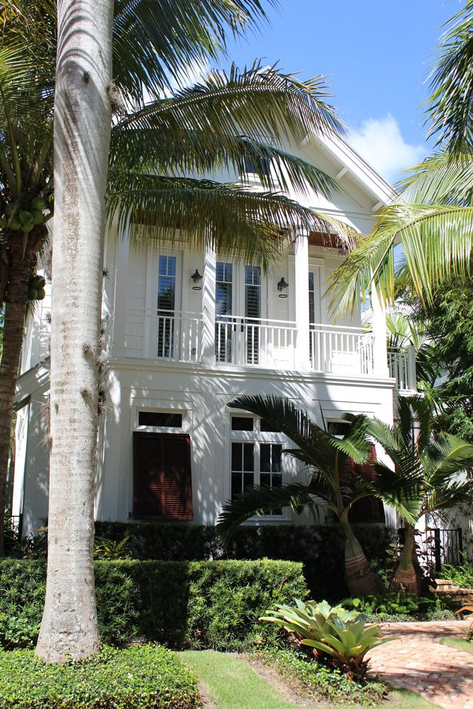 Architecture, Homes, Design, Naples, Florida, British West Indies, Style,