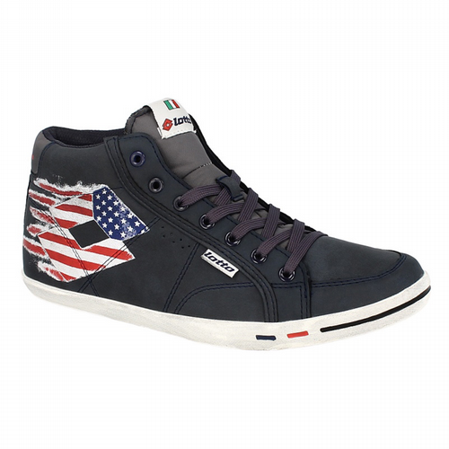 Lotto Lotto Wayne Mid V High Top Sneakers Top Sneakers Sneakers