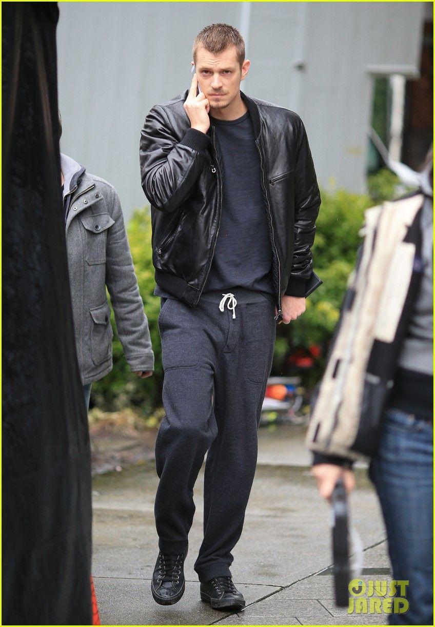 On Looks Cool Set 'the Jacket Kinnaman Killing' Leather Joel xCRTqaXw6n