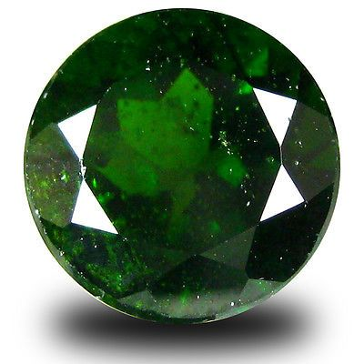 Diopside 110794: 3.25 Ct Romantic Round Shape (9 X 9 Mm) Green Chrome Diopside Natural Gemstone -> BUY IT NOW ONLY: $44.99 on eBay!