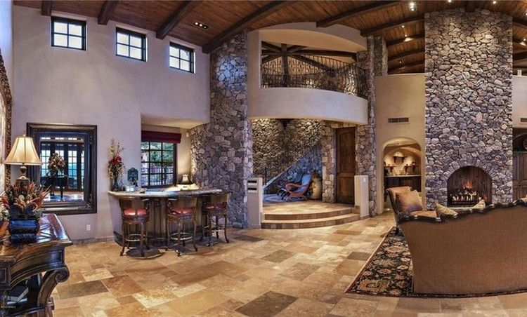 Dream House Scottsdale Golf Estate (34 Photos