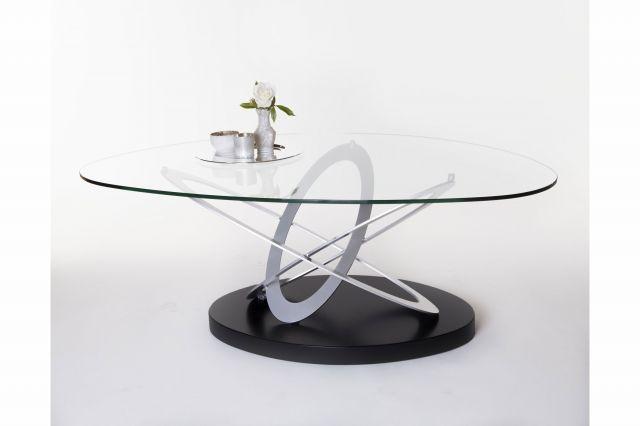Tidaholm Soffbord Glas Trademax Inredning ) Pinterest