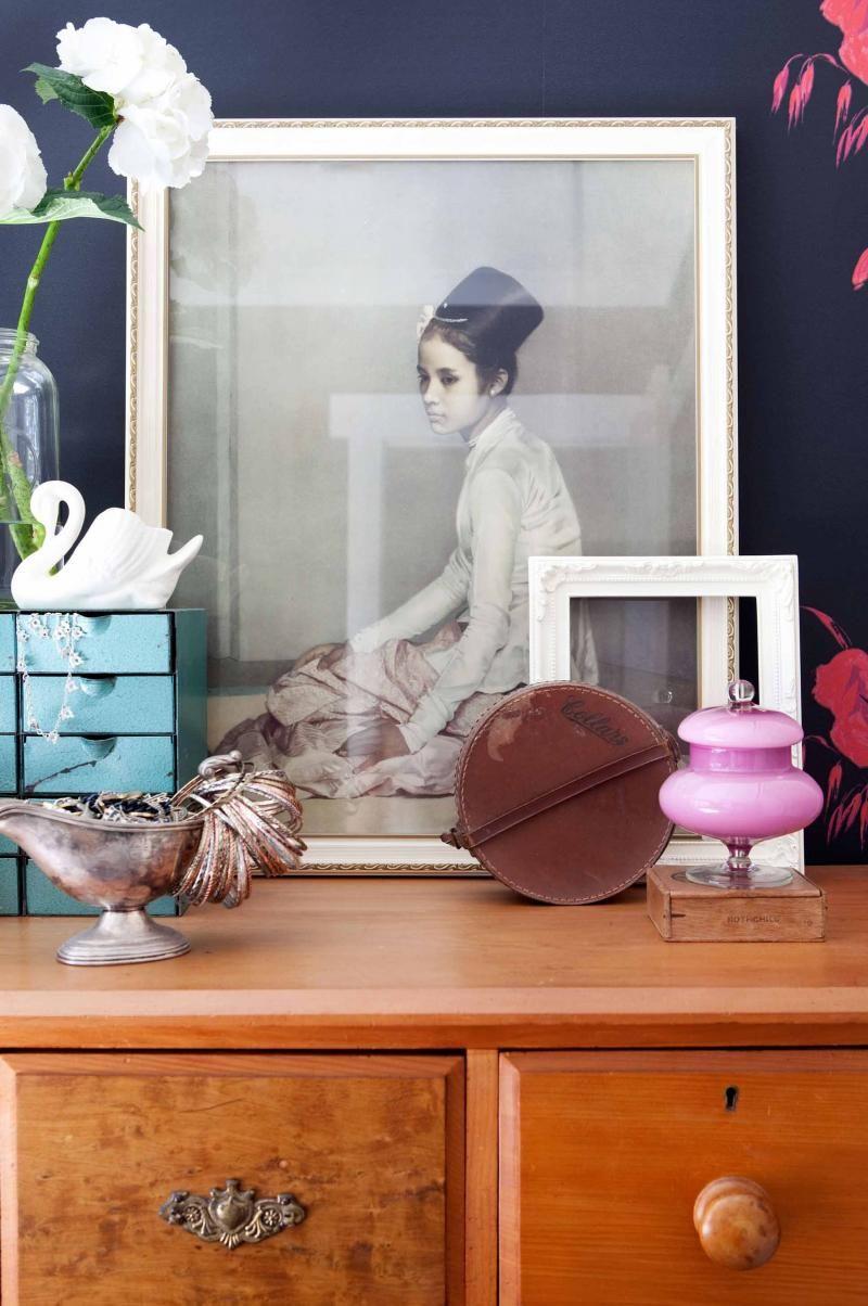 Sideboardjewelleryphotoapr living rooms pinterest