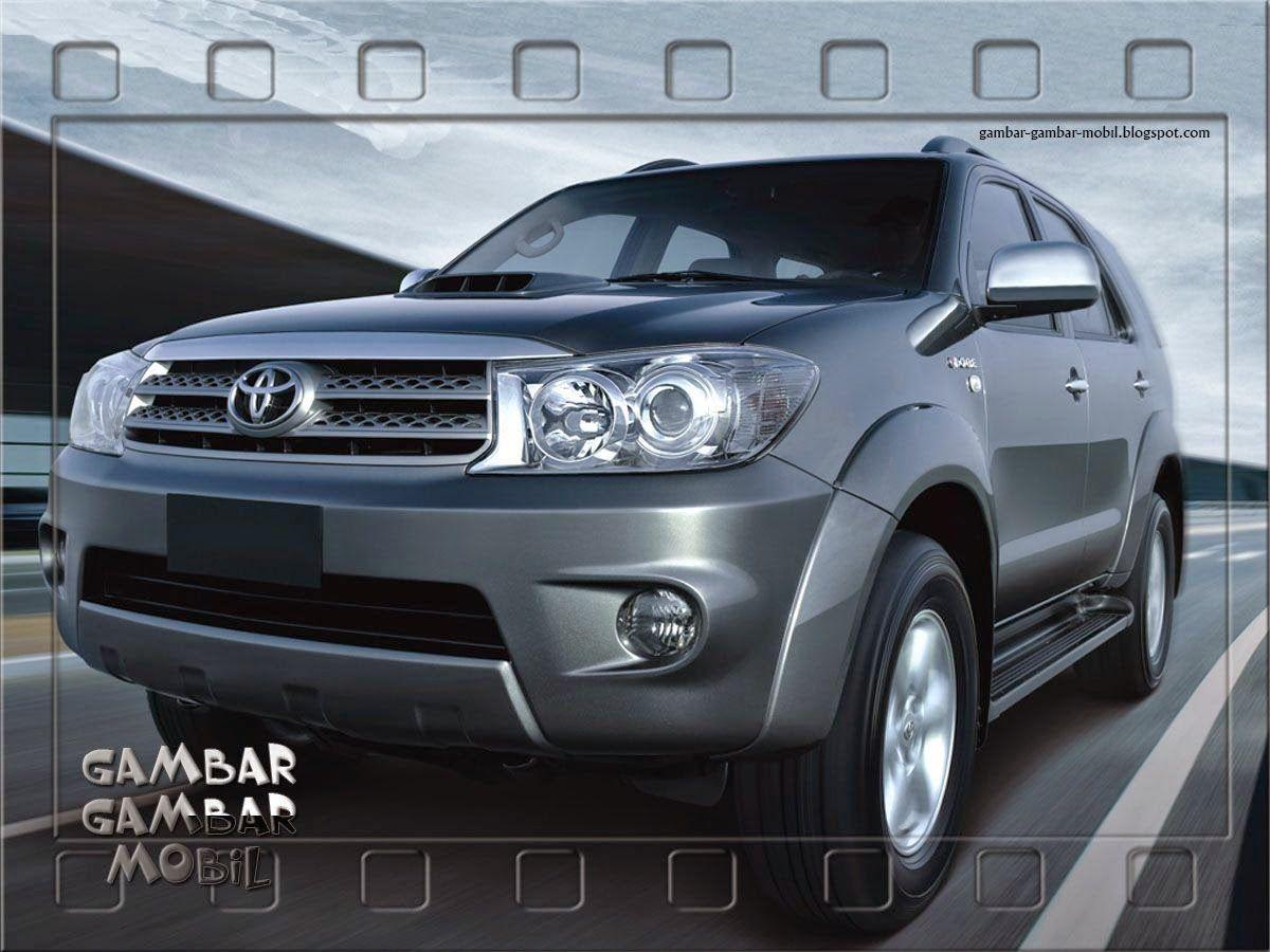 Gambar Mobil Toyota Fortuner Gambar Gambar Mobil Toyota Mobil Mobil Baru
