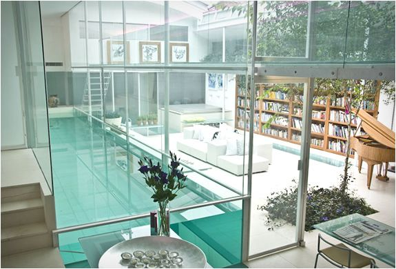 Internal Glass Swimming Pool Icreatived Indoor Swimming Pools Houses For Sale London Indoor Swimming