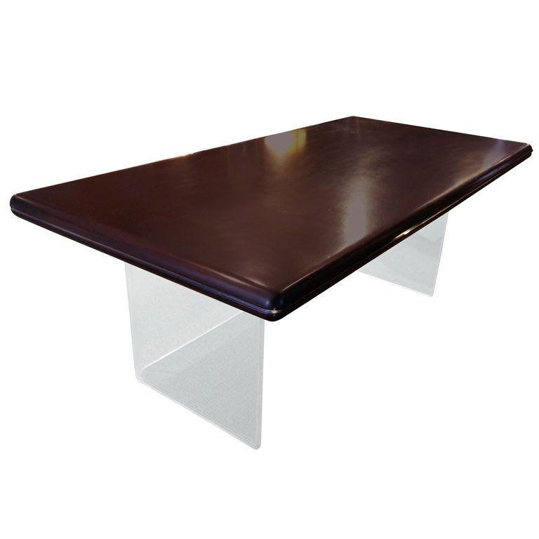 mid century modern executive desk by gianni furniture offices rh pinterest com