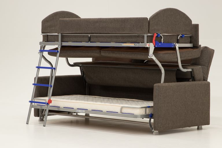 This Sofa Transforms Into A Bunk Bed And You Won't Be Able