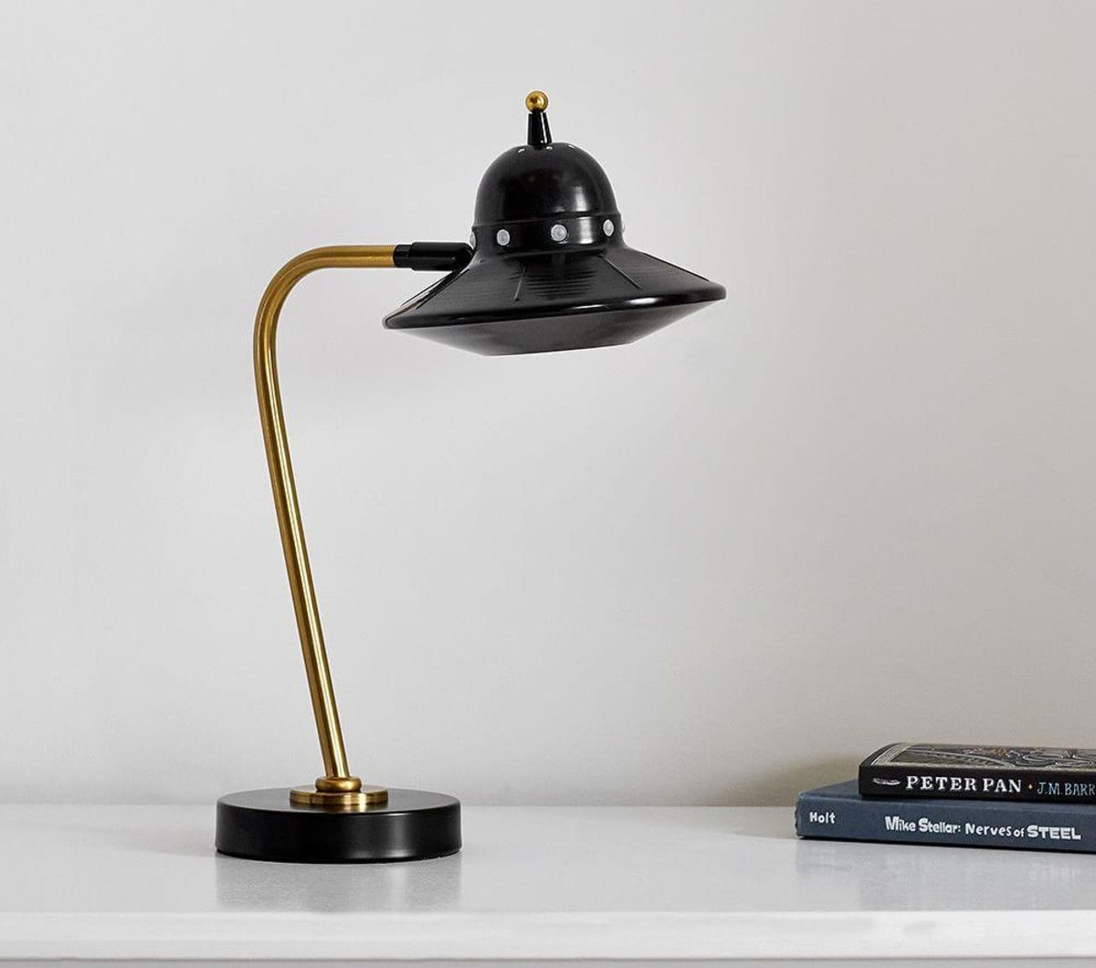 Ufo task lamp maxus bedroom final in task lamps pottery