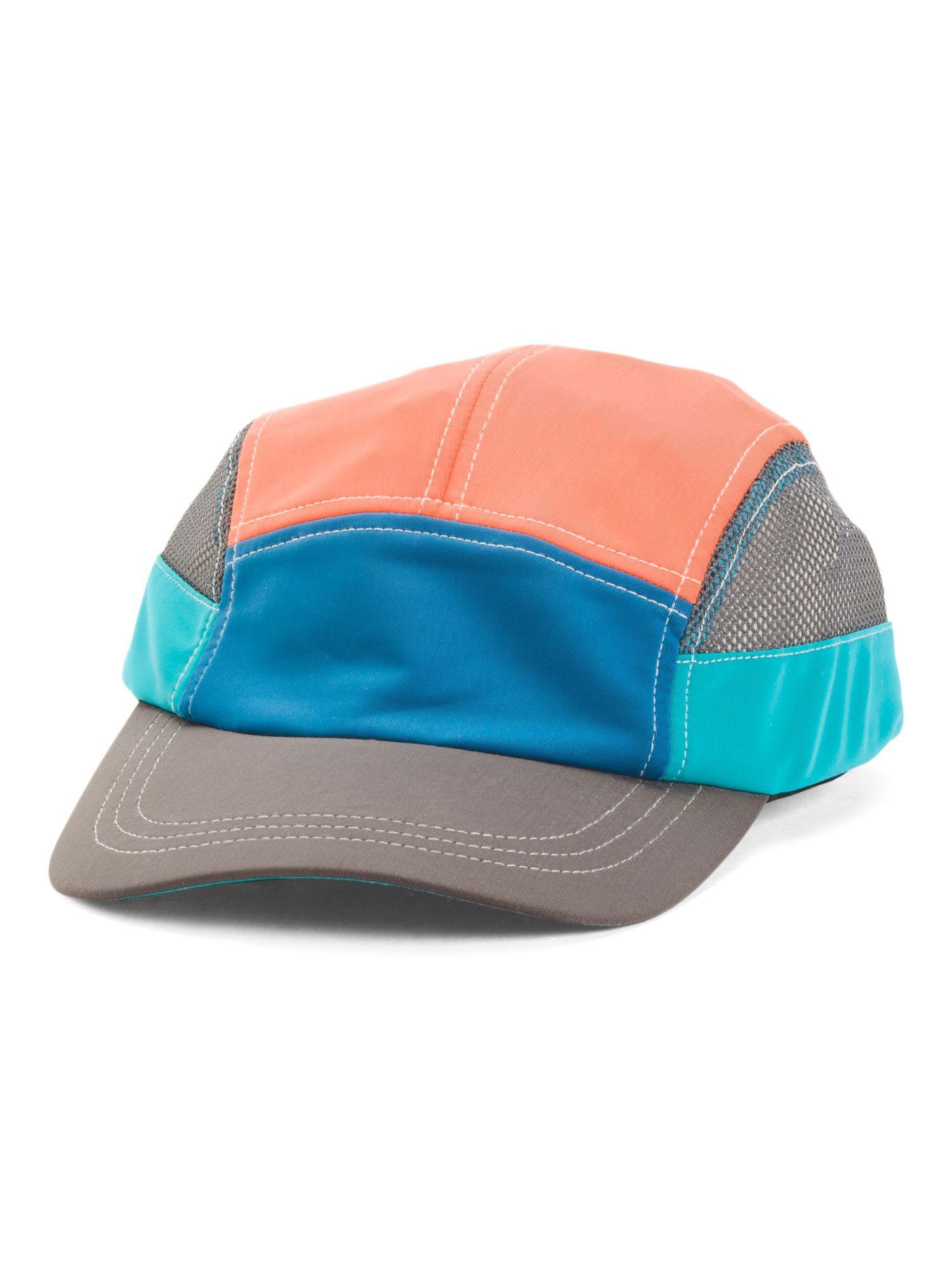 975ee7e65a Color Block Baseball Cap | Products | Hats, Baseball cap, Color blocking