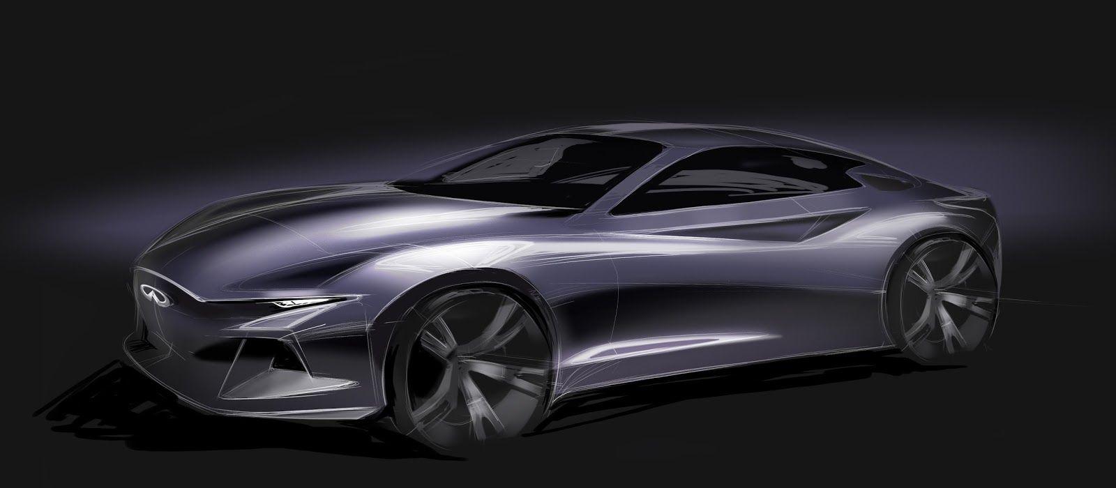 Sangjae: infiniti design concept rendering
