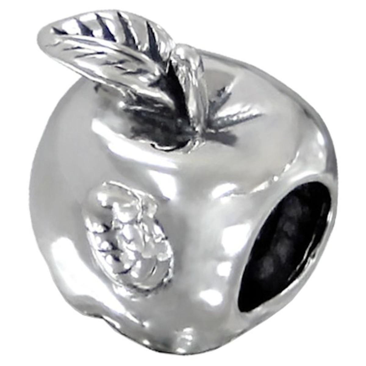 charm pandora pomme