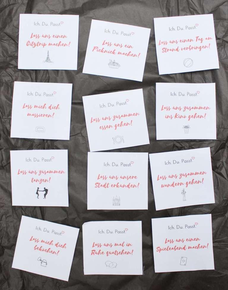 Valentinstag geschenk mann per post