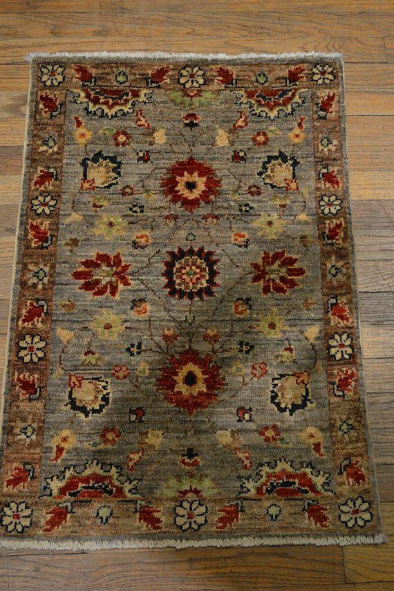 2532F size 2 x 2.10 Oriental rug / Peshawar / by