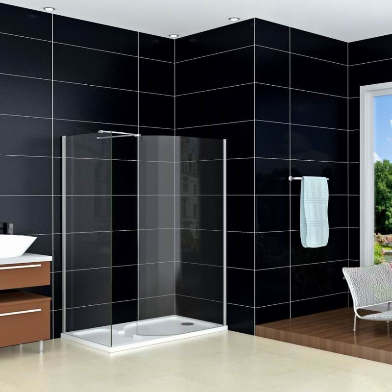 Pin by Aica Bathrooms on Walk In Shower Enclosures | Pinterest ...