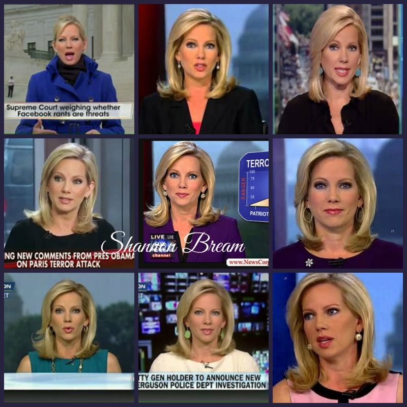 One of Two Fox News Reporters that I Love & Admire!!   Shannon Bream