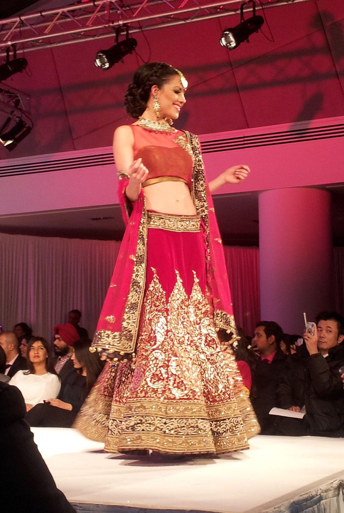 Asiana Bridal Show 2013 | Ziggi Studio I love the way s… | The ...