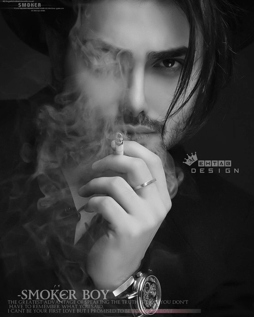 Loεve boys dps smoke photography facebook profile picture