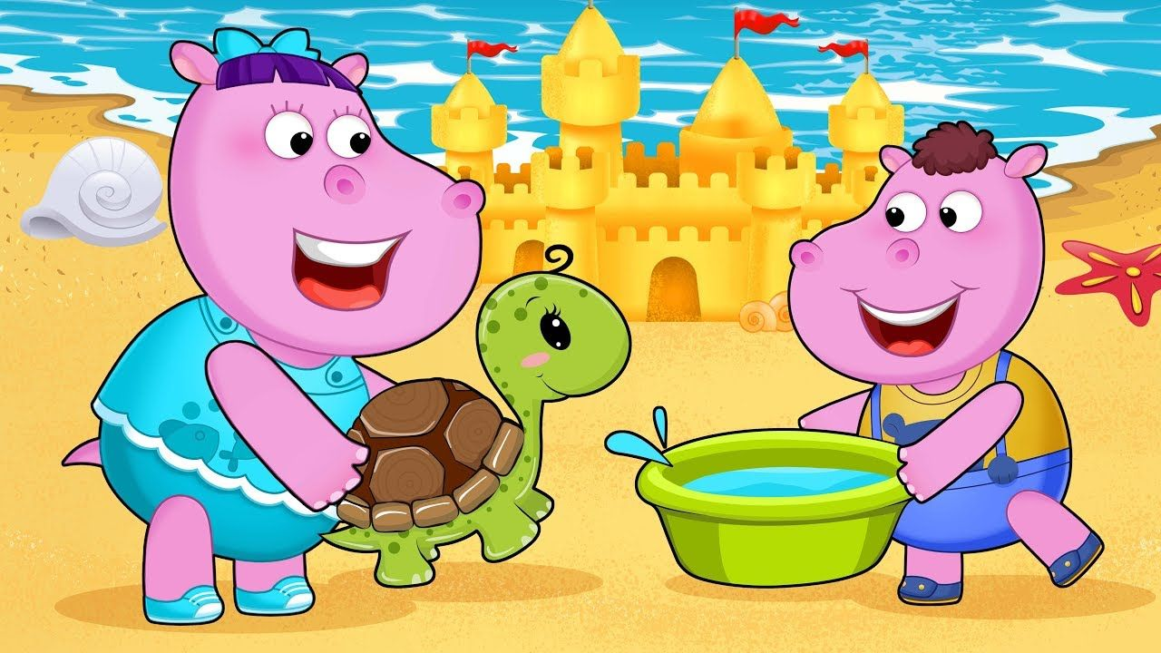 Take Care Baby Turtle Cartoon For Kids Cartoon Kids New Animation Movies Friend Cartoon