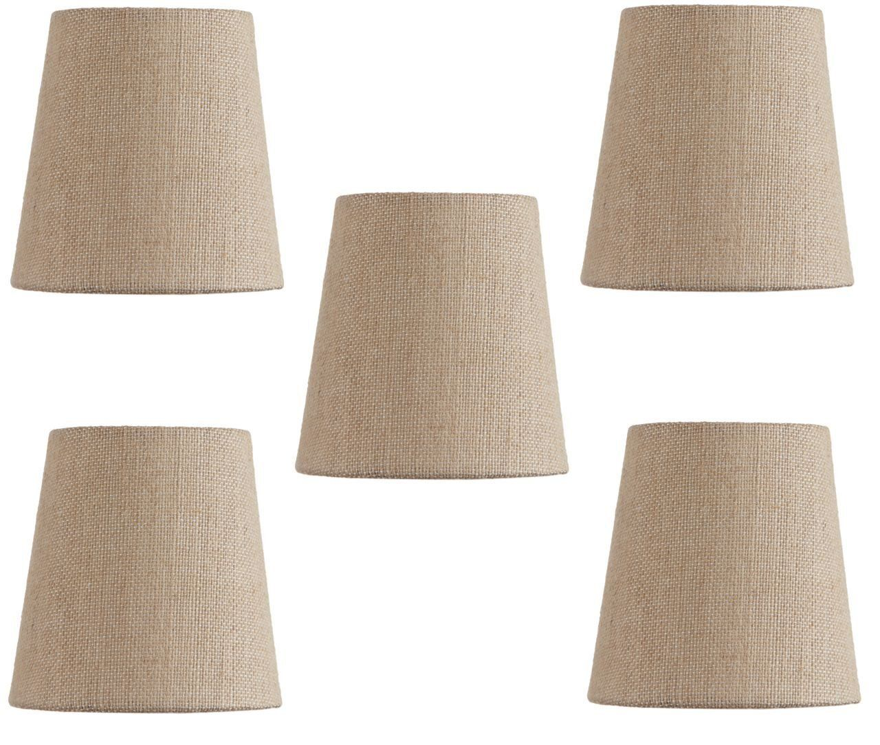 Pin by diy homedecor on lamp shades pinterest small lamp shades mini chandelier shades clip on small lamp shades set of five beige linen learn more by visiting the image link arubaitofo Choice Image