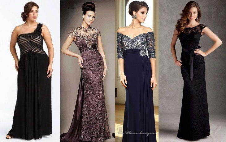 3b3e3ea9ffc5 Modelos de vestidos de festa para copiar | Vestidos | Vestido de ...