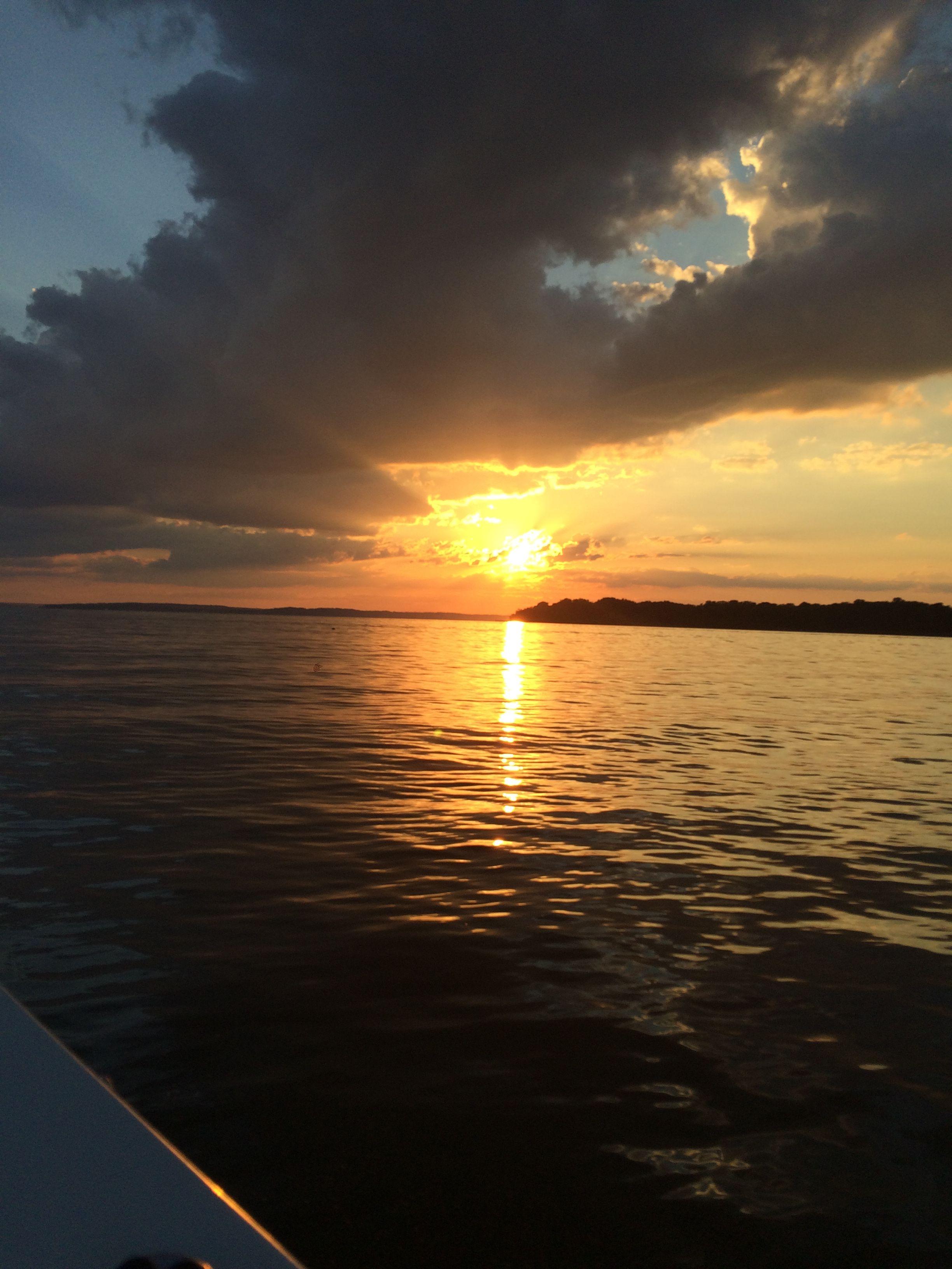 Potomac Sunset (Virginia)